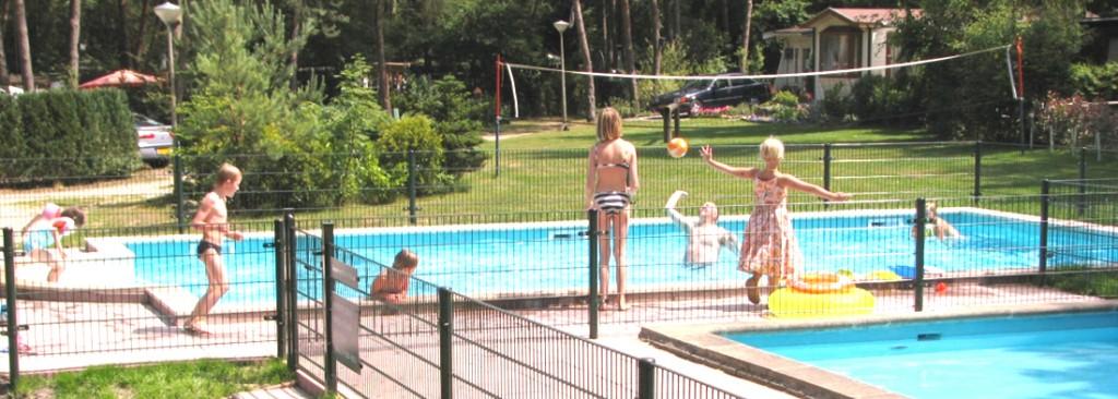Camping Drenthe met zwembad reserveren