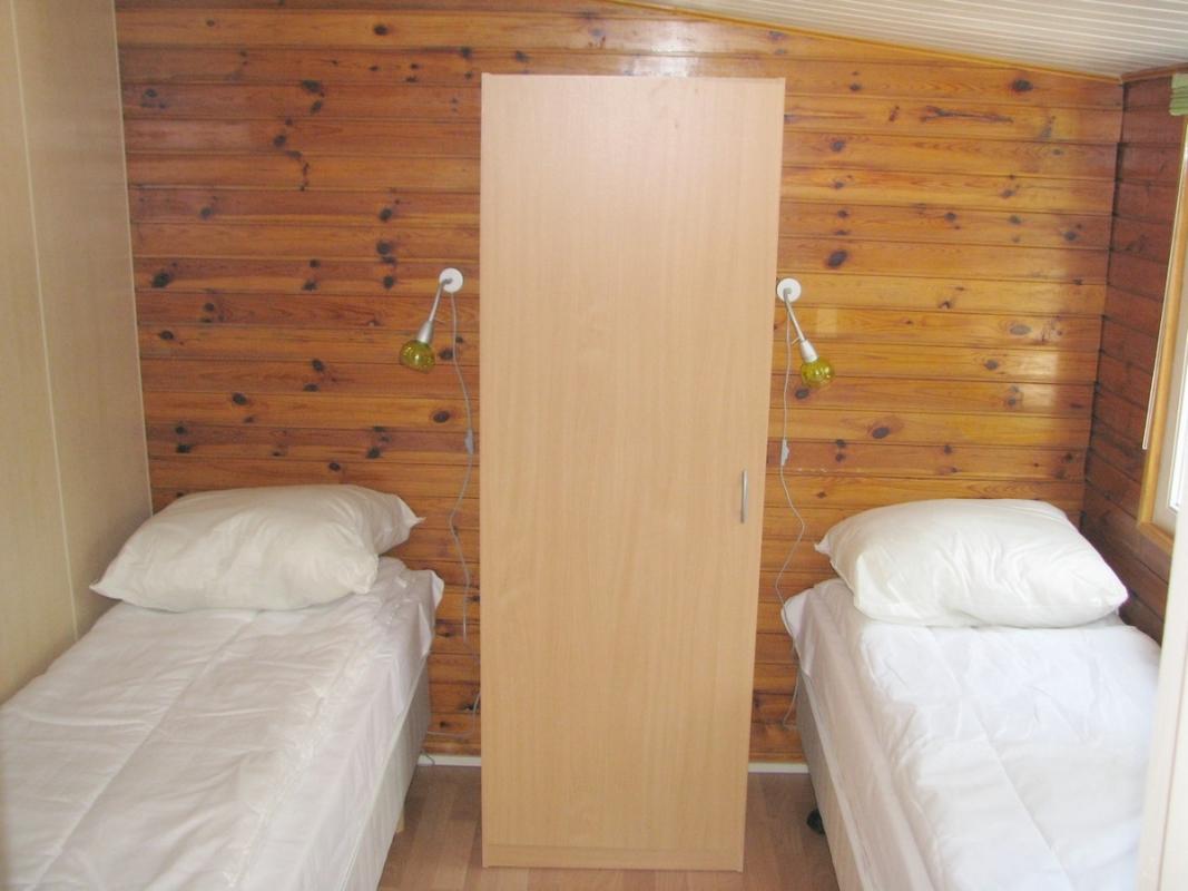 Kies voor huurcaravan Regenboog op Camping Klein ...