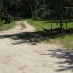 zandweg camping
