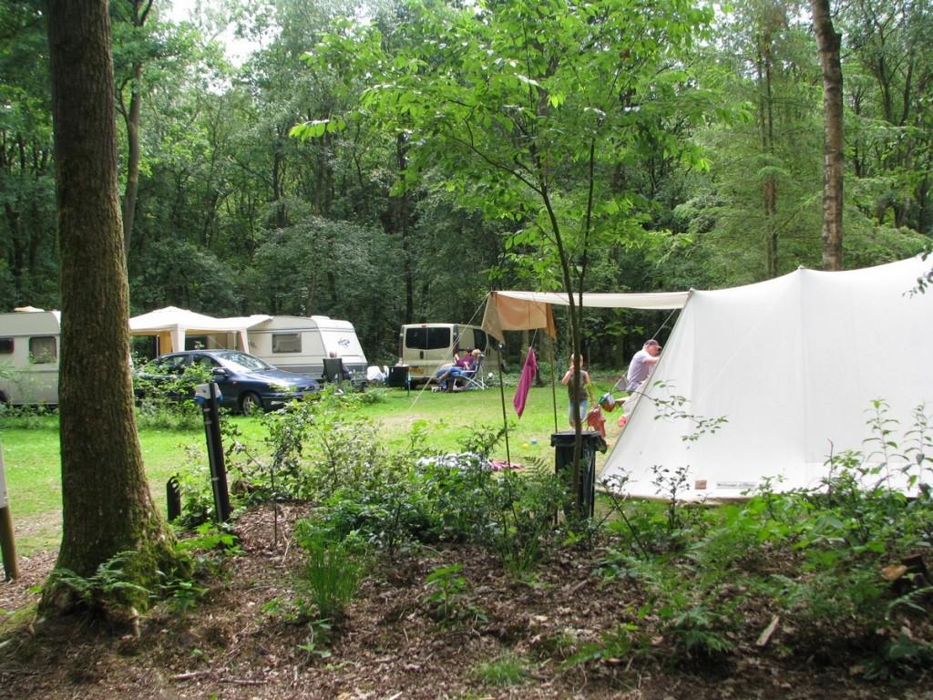Campingplaatsen reserveren